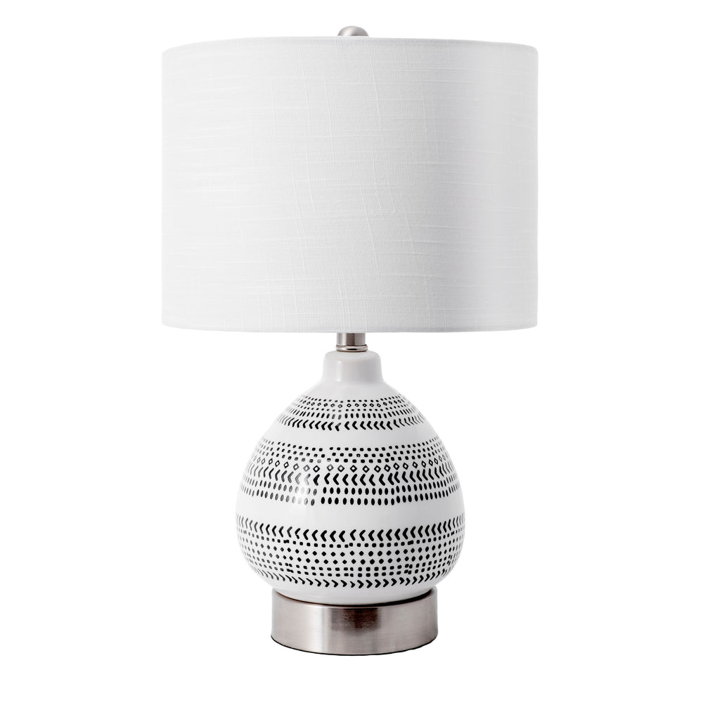 "Tampa 22"" Ceramic Table Lamp"