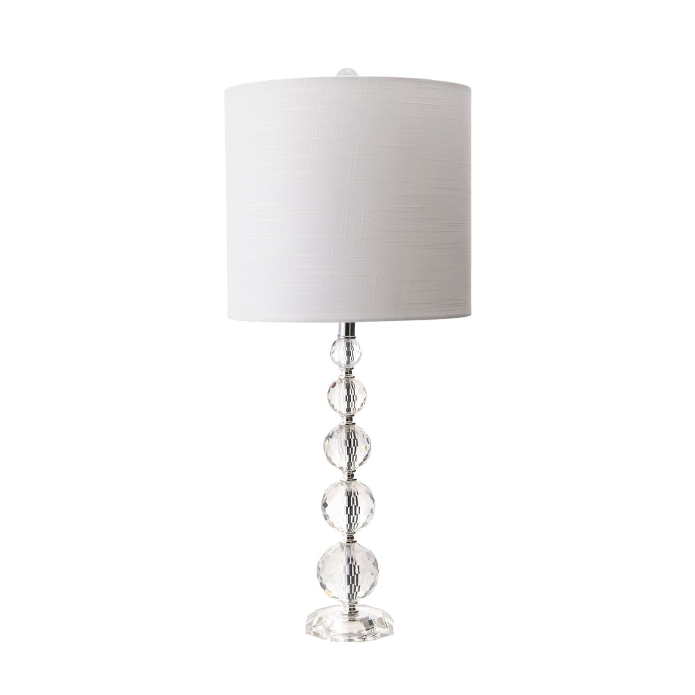 "Waterbury Crystal 27"" Table Lamp"