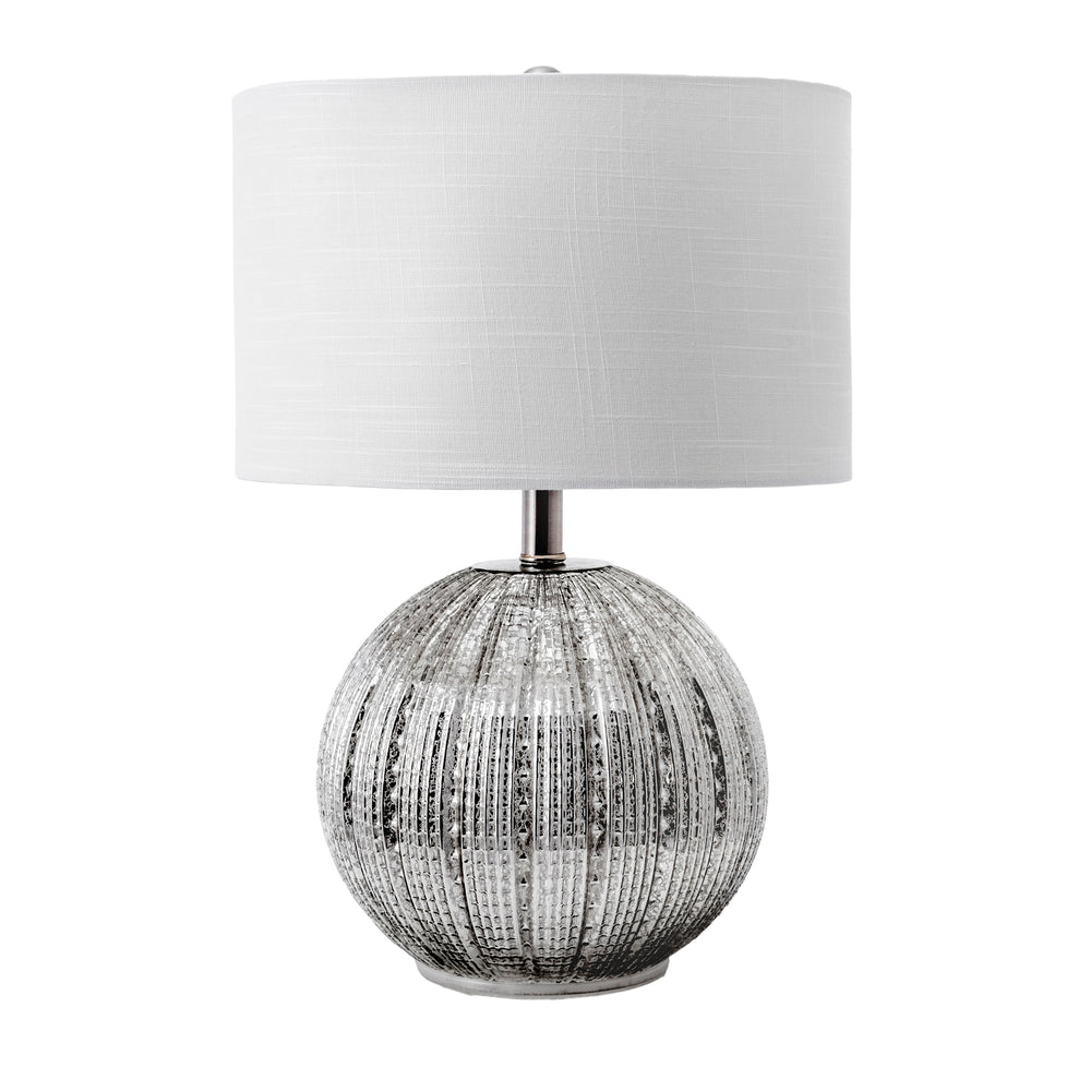 "Augusta Glass 21"" Table Lamp"