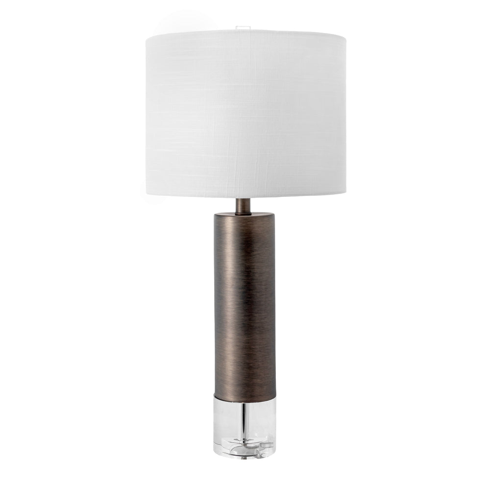 "Warwick Metal 28"" Table Lamp"