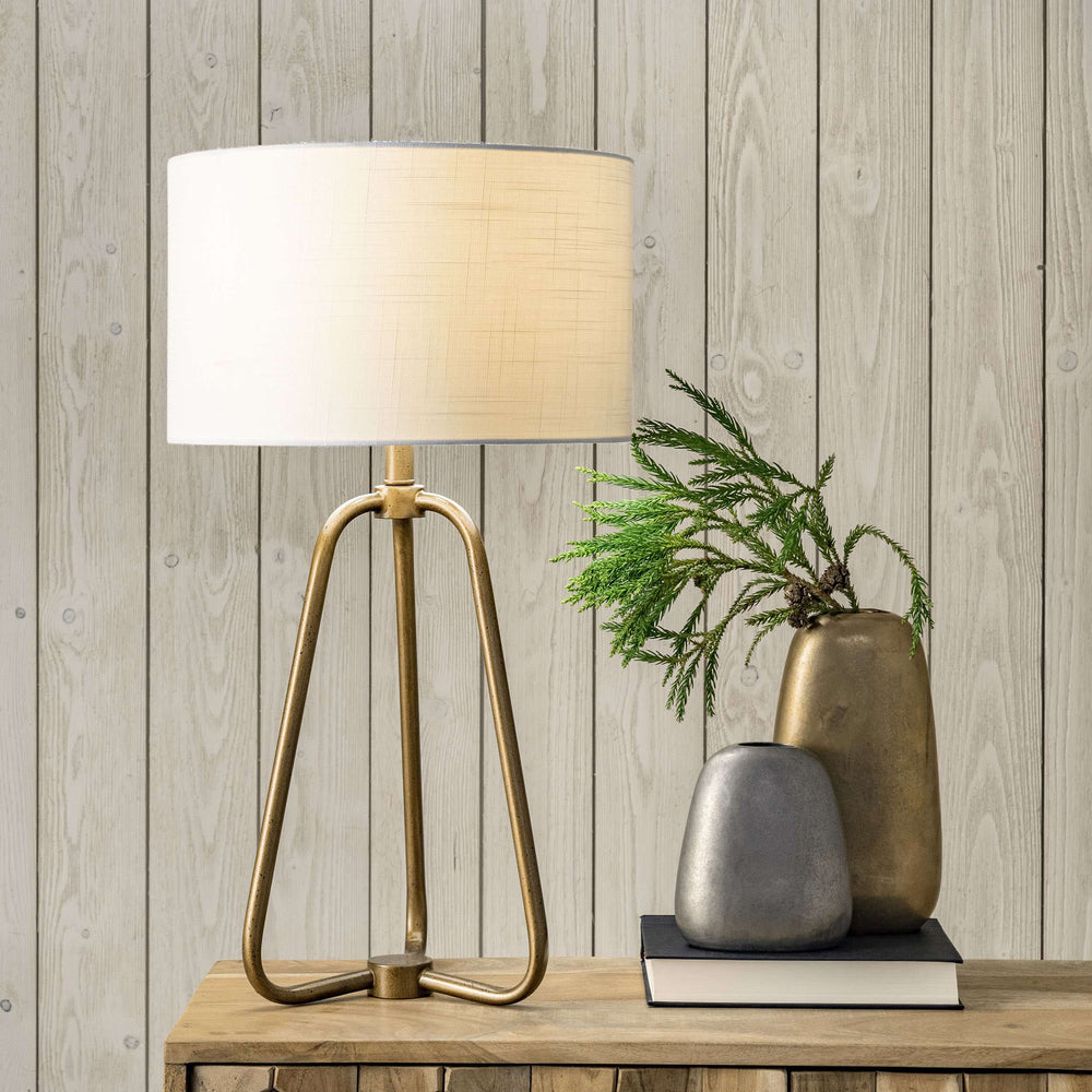 "Captiva 26"" Metal Table Lamp"