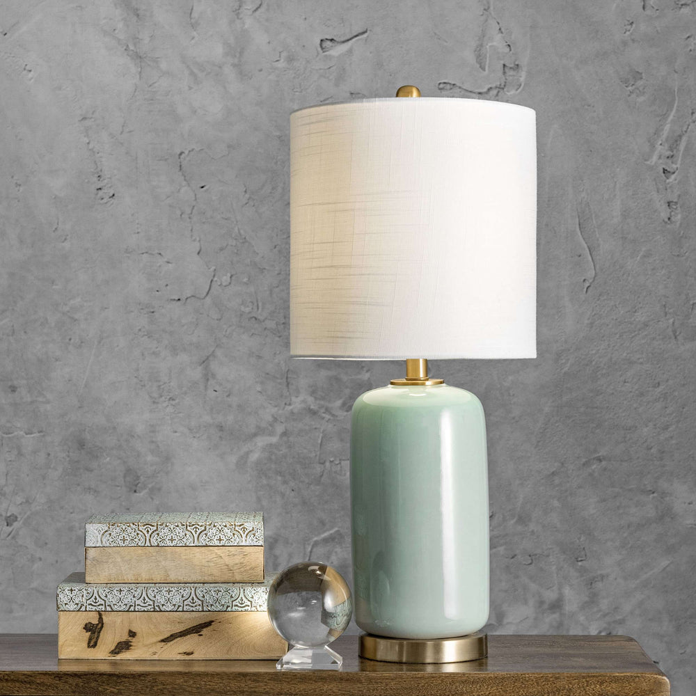 "Bell 26"" Ceramic Table Lamp"