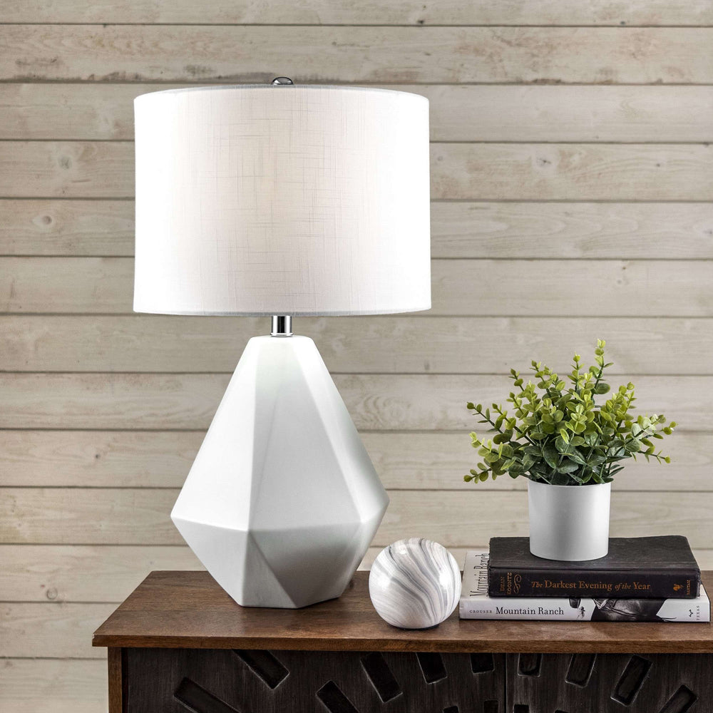 "Ensley 25"" Ceramic Table Lamp"