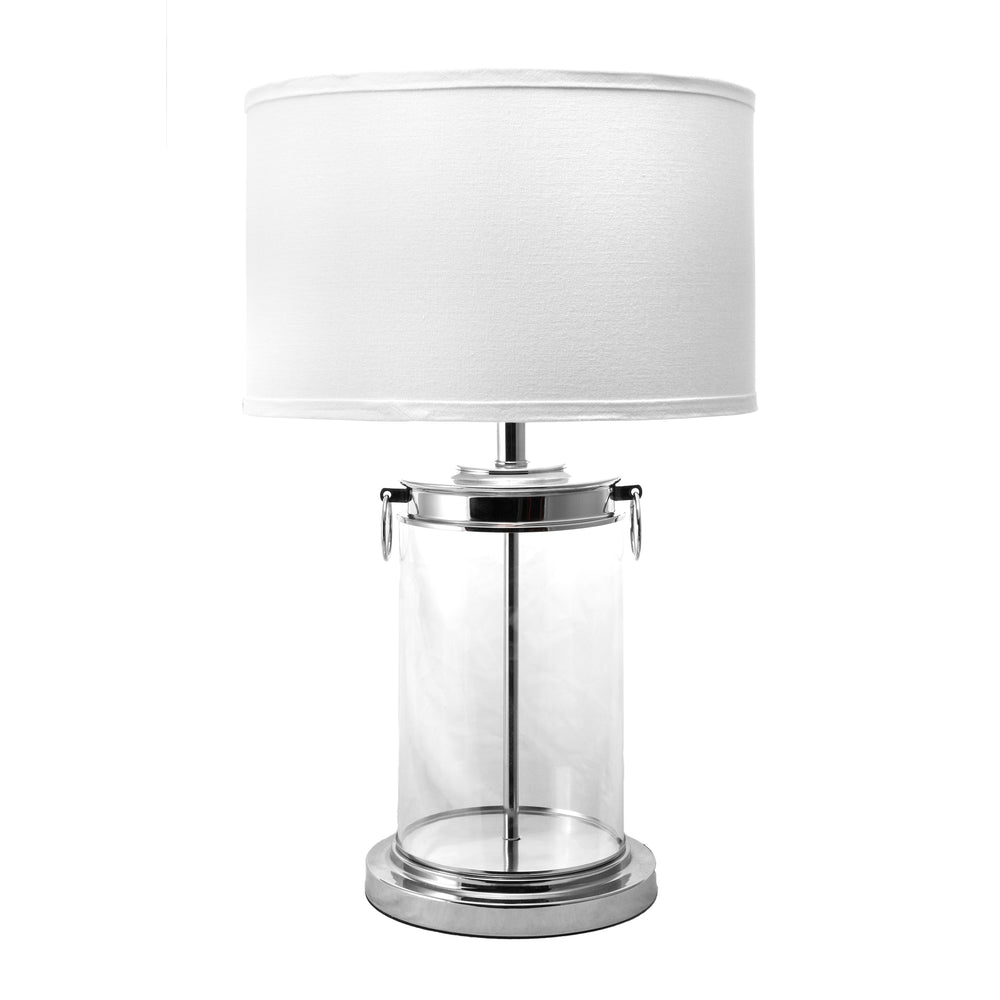 "Auburn Glass 26"" Table Lamp"