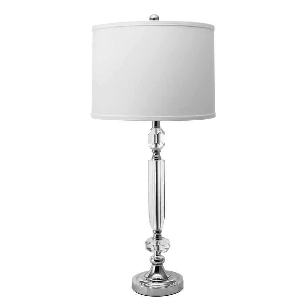 "Westerly Crystal 32"" Table Lamp"