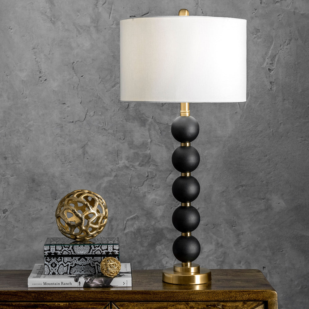 "Waverly 31"" Iron Table Lamp"