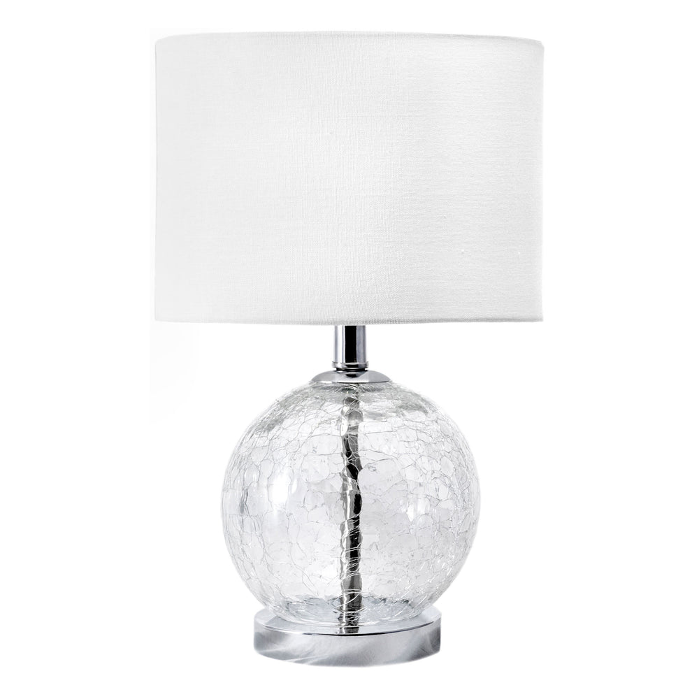 "Baltic 22"" Glass Table Lamp"