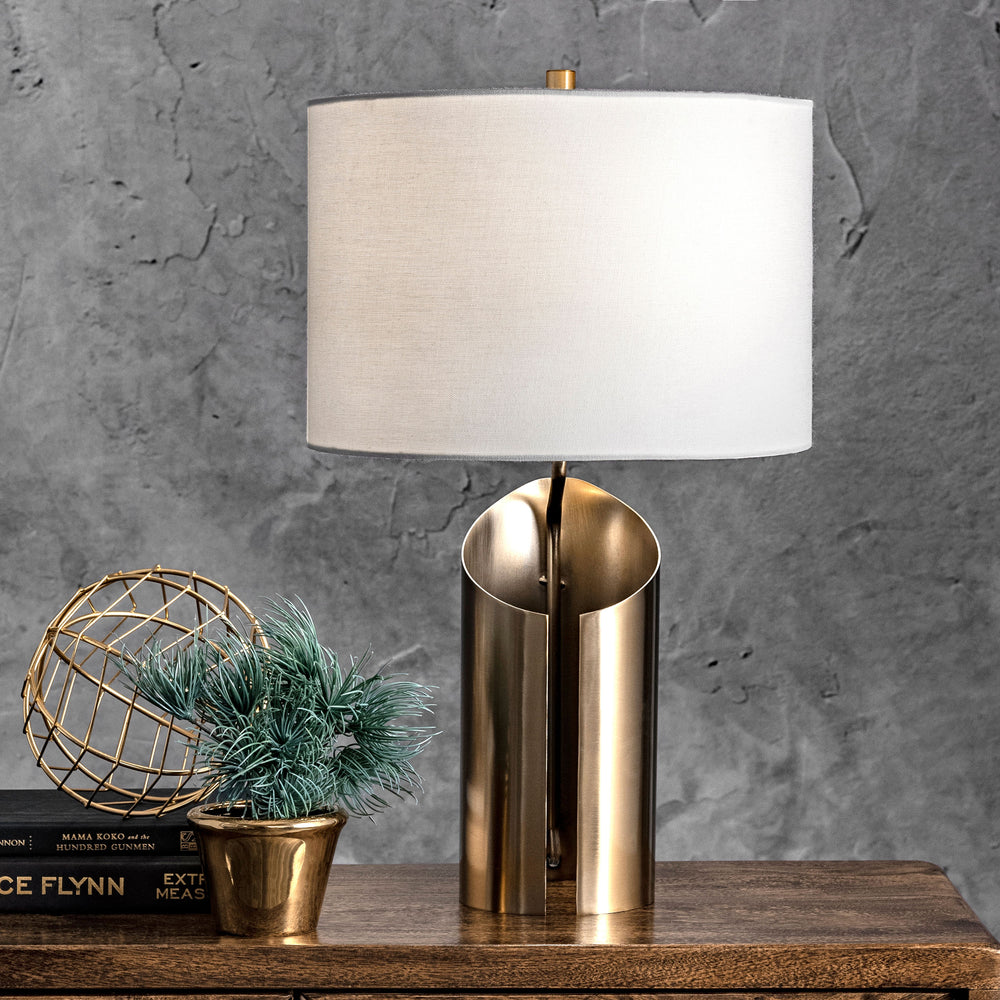 "Tripp 22"" Iron Table Lamp"