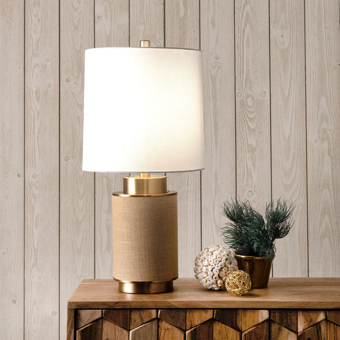 "Ramona 24"" Iron Table Lamp"