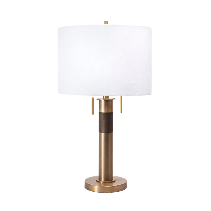 "Quinn 27"" Iron Table Lamp"