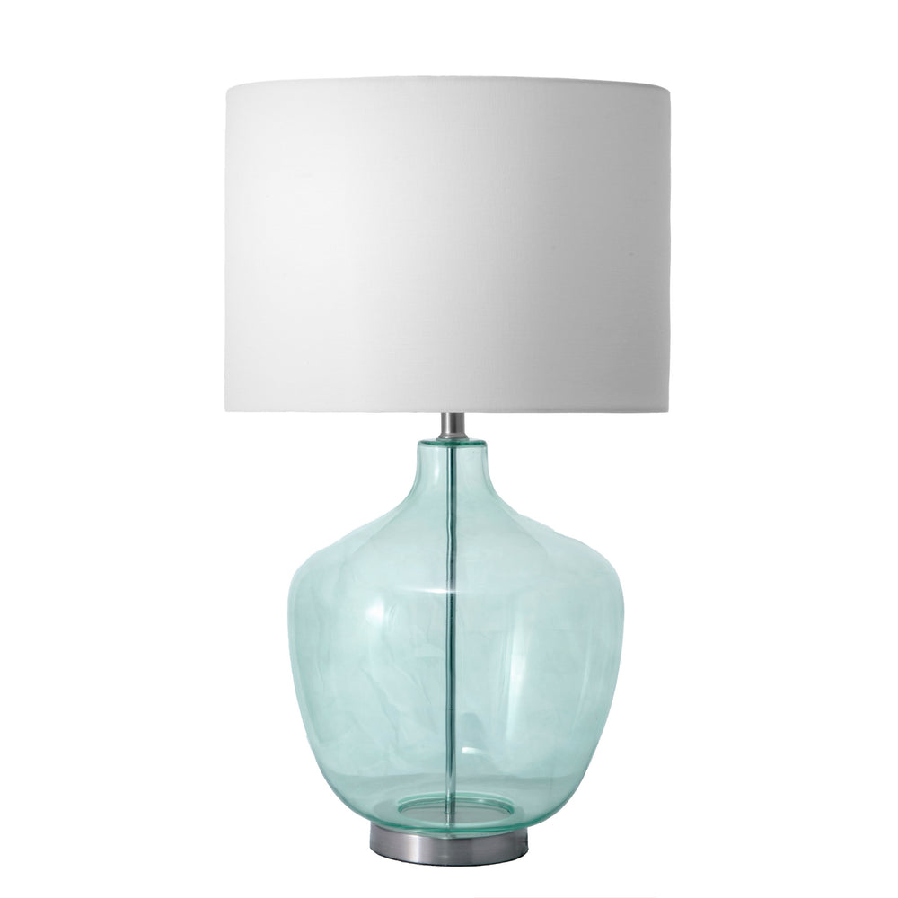 "Sandy Glass 29"" Table Lamp"