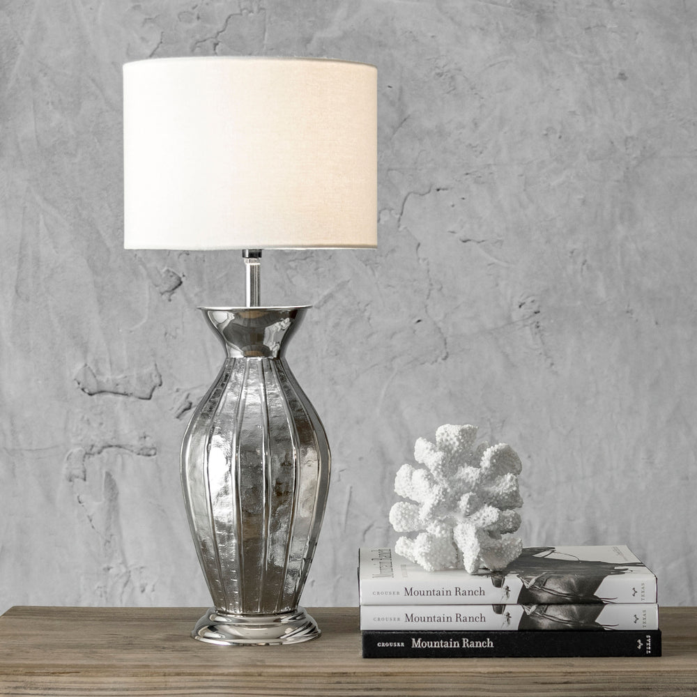 "Gardner 22"" Iron Table Lamp"