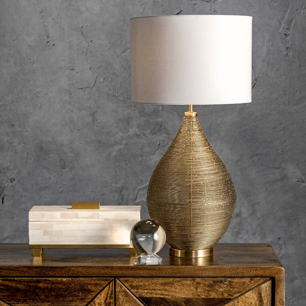 "Barlow 26"" Wire Table Lamp"