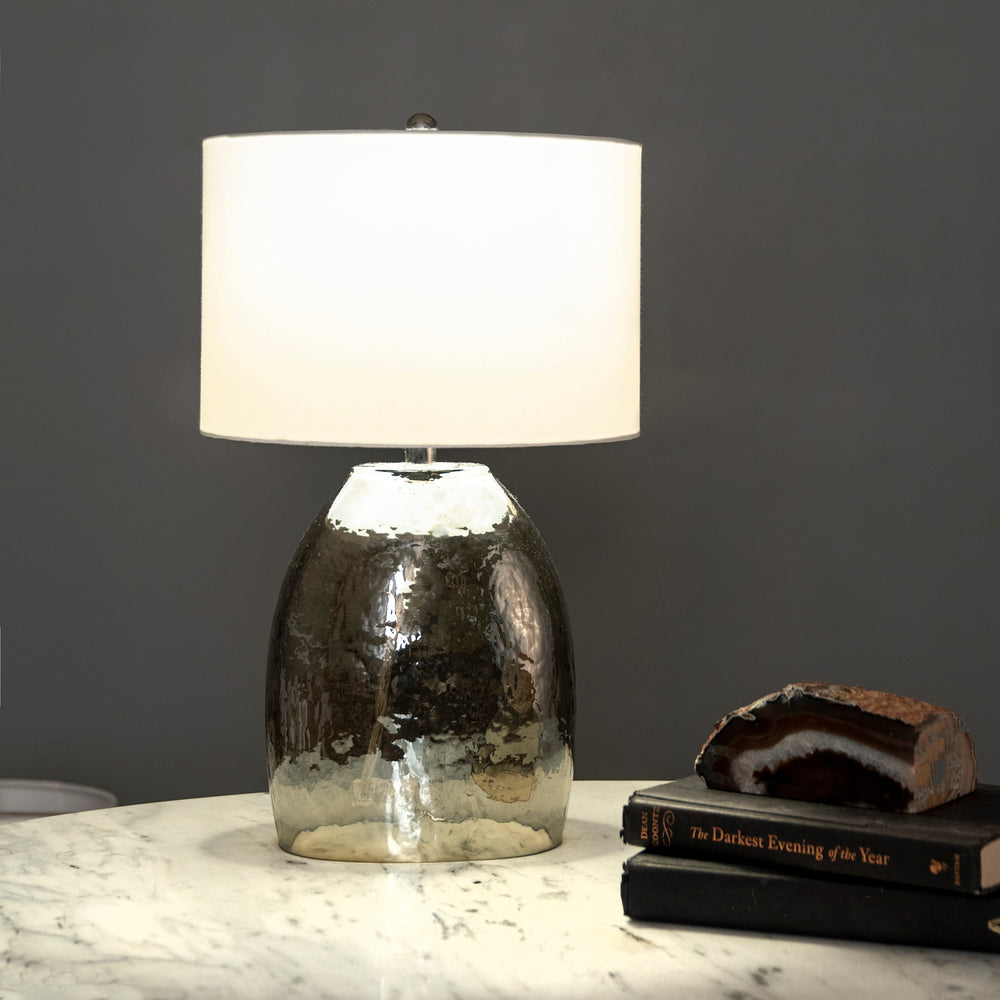 "Addison Glass 19"" Table Lamp"