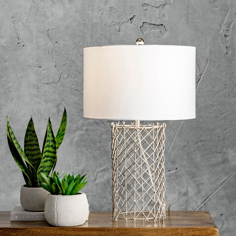 "Carlisle 23"" Metal Table Lamp"