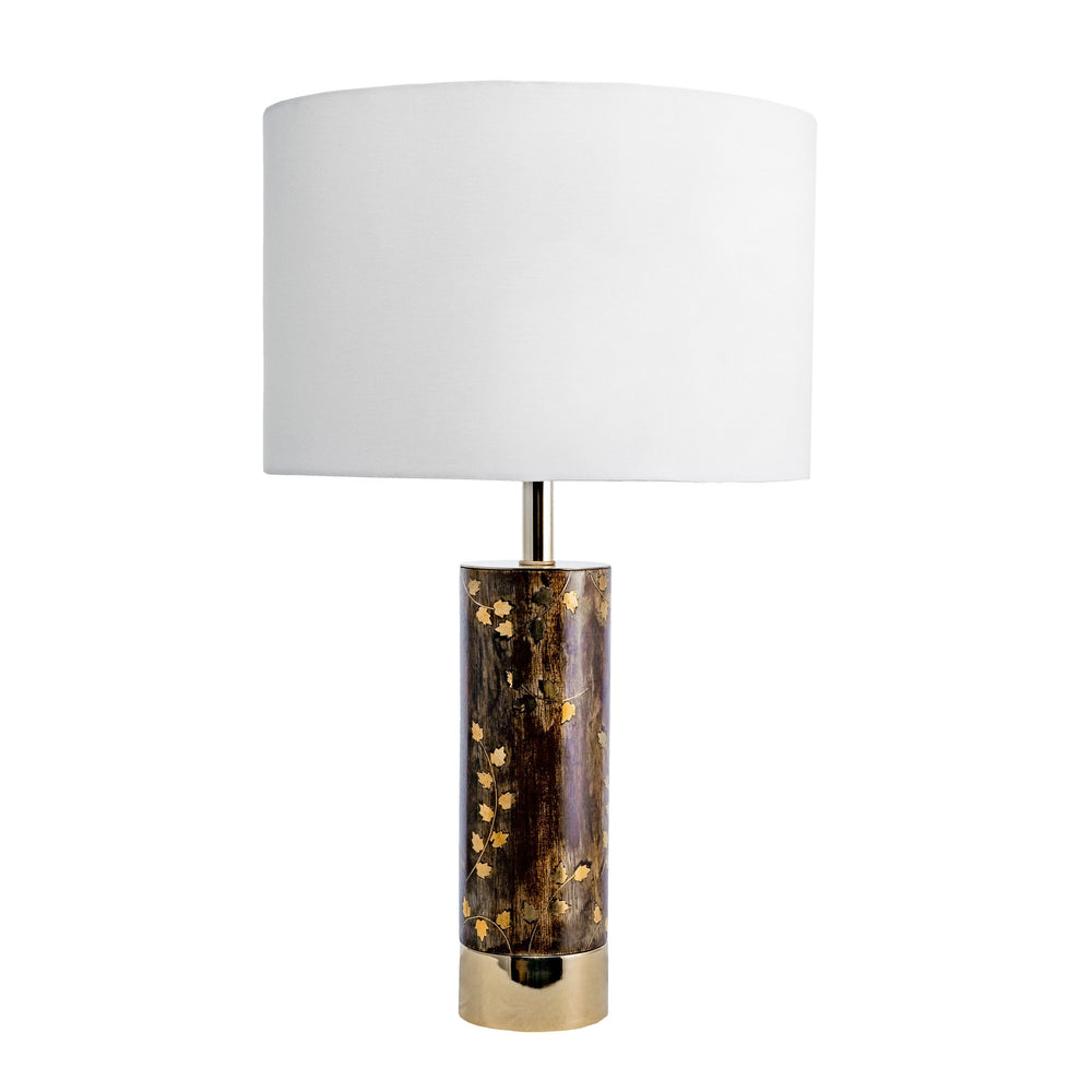 "Corbin 23"" Wood Table Lamp"