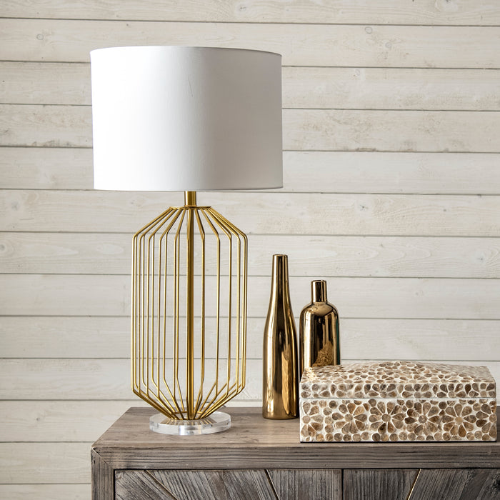 "Deltona Iron 29"" Table Lamp"