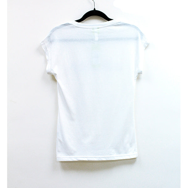 White Label Cotton Tee