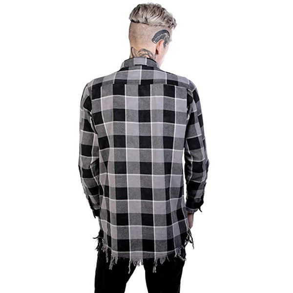 Melvin Plaid Shirt