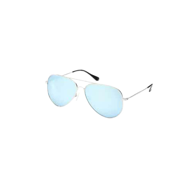 Florence Handcraft UV Sunglasses - Sliver