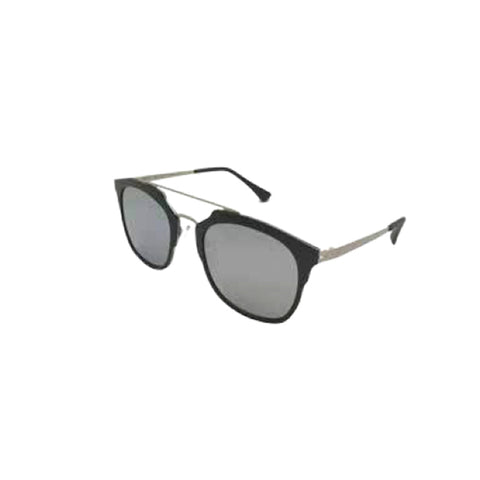 Maui Light Weight UV Sunglasses - Black/Silver