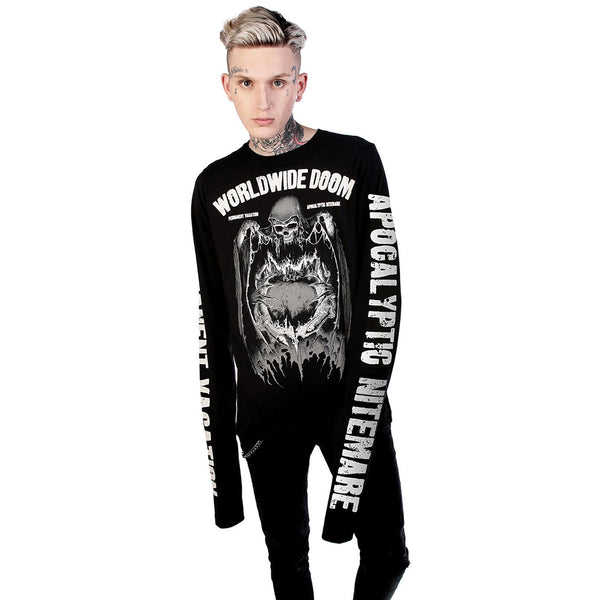 Doom Long Sleeve Tee