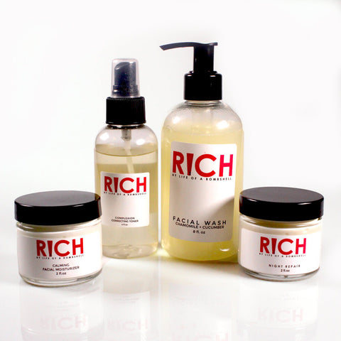 RICH Giftset w/ Candle