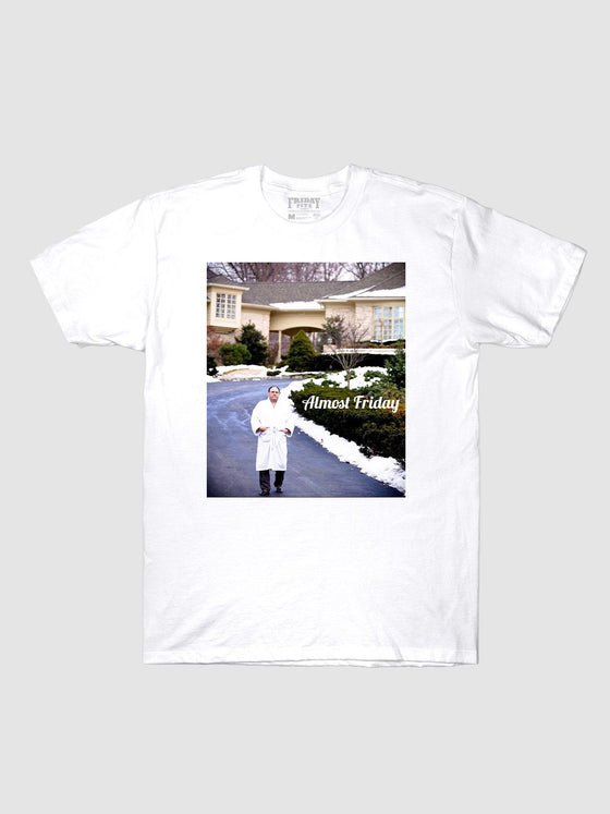 Almost Friday - Almost Friday Driveway T-Shirt