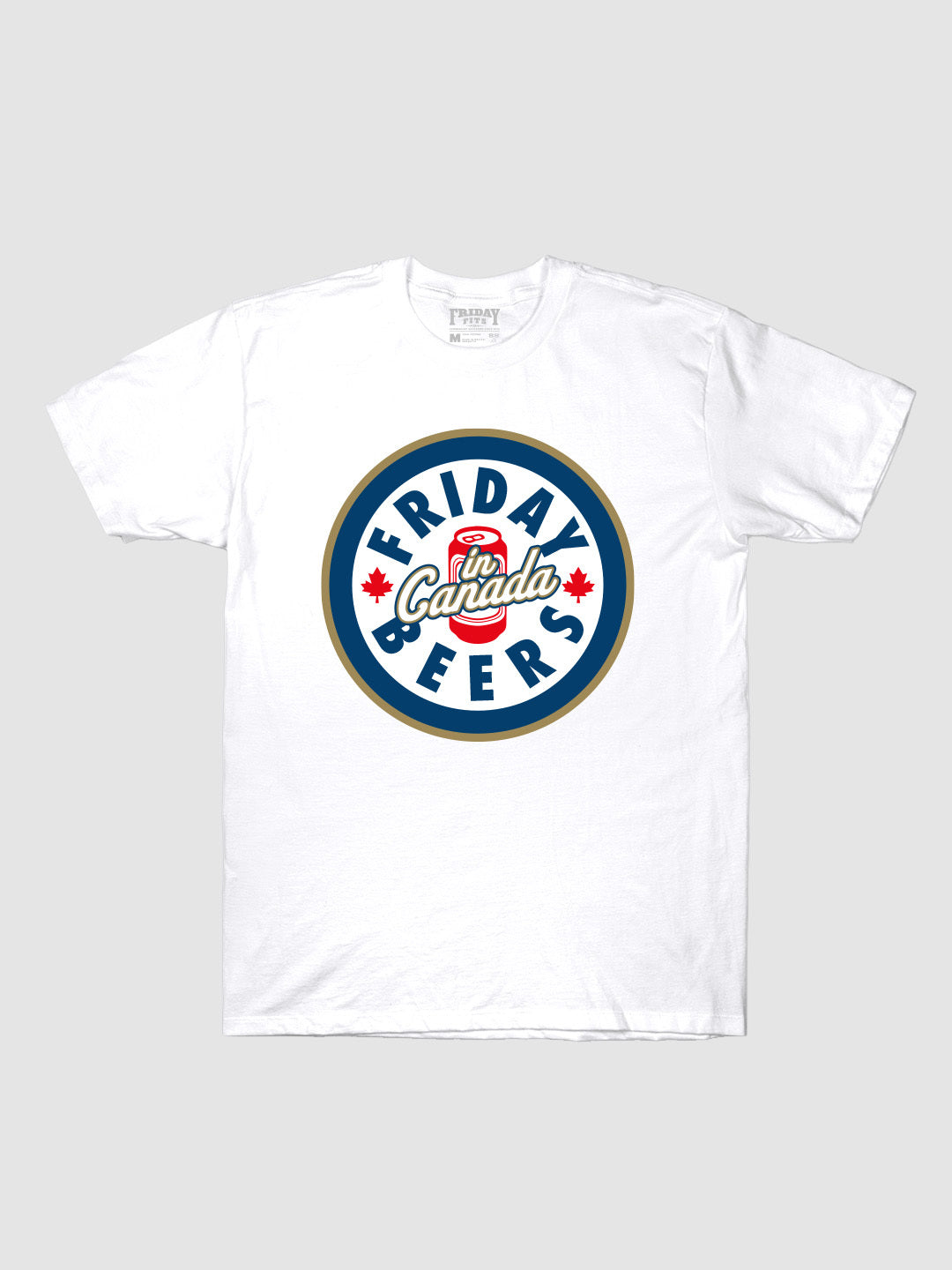 Friday Beers in Canada T-Shirt