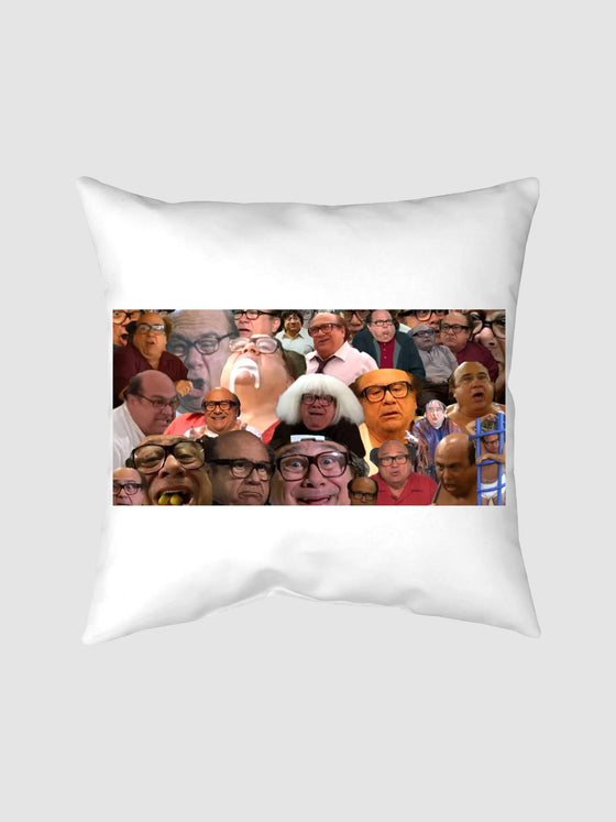 Frank Montage Pillow