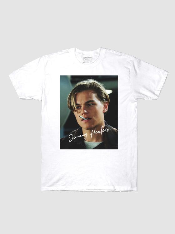 Jimmy Heaters - Jimmy Heaters Signature T-Shirt (White)