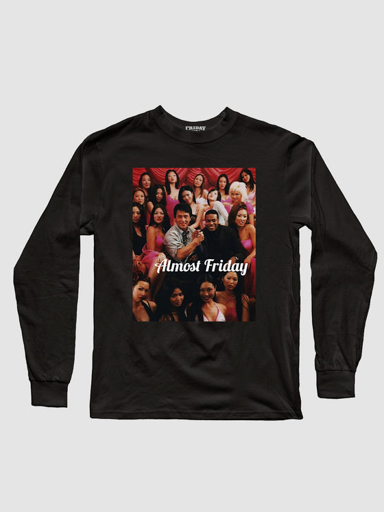 Almost Friday Parlor Longsleeve Shirt