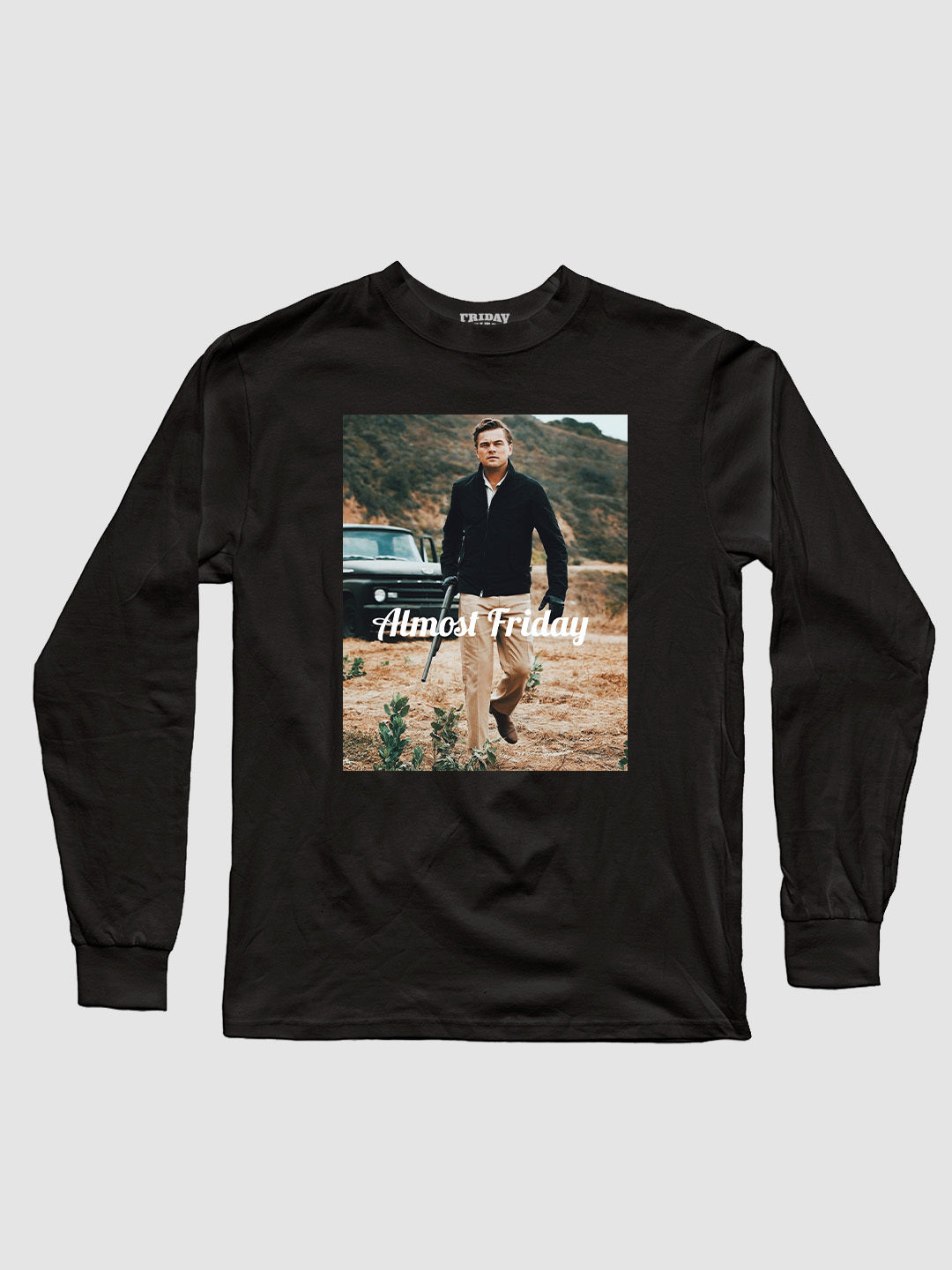 Almost Friday Outdoors Long Sleeve