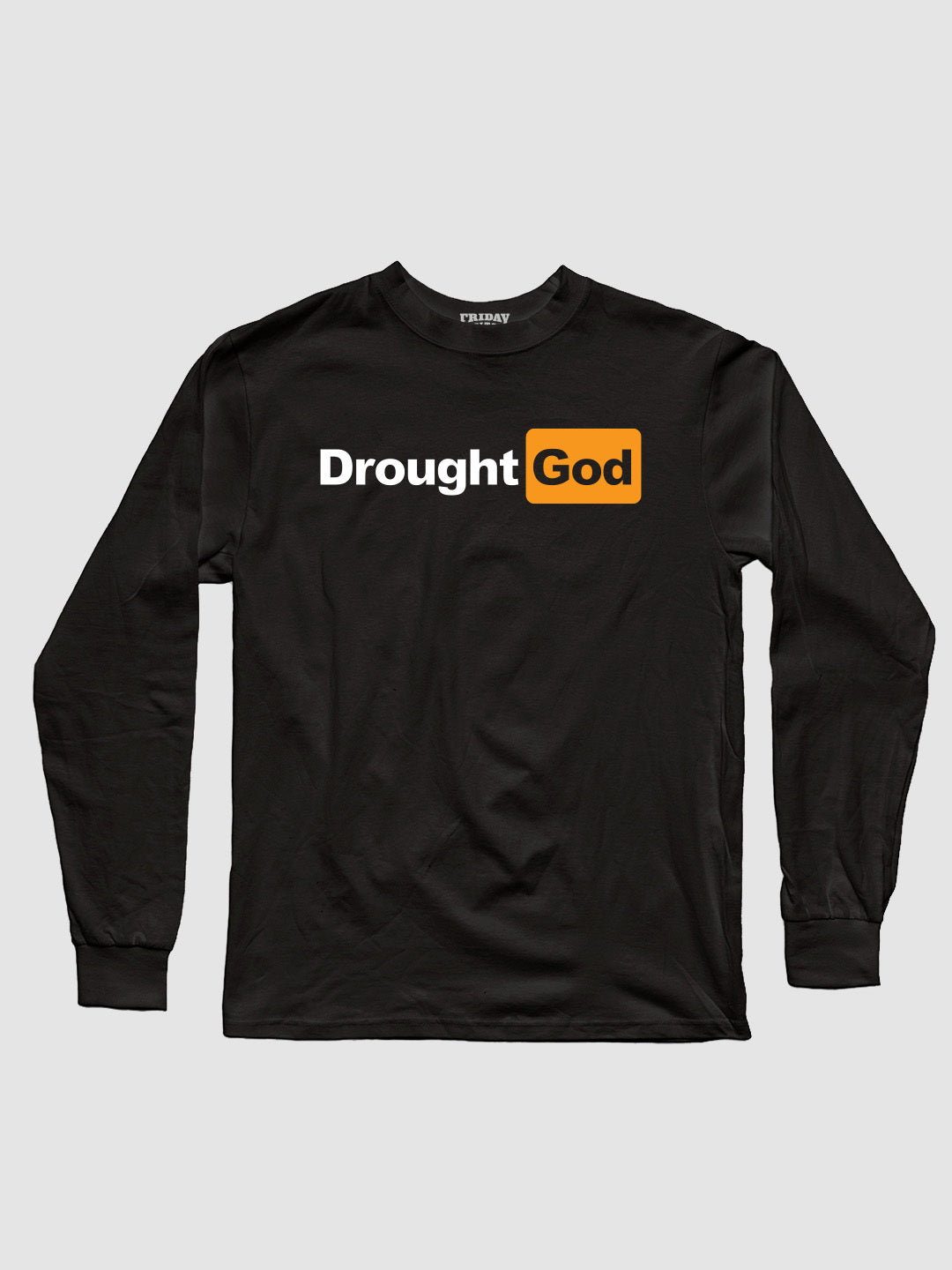 Drought God Logo Long Sleeve
