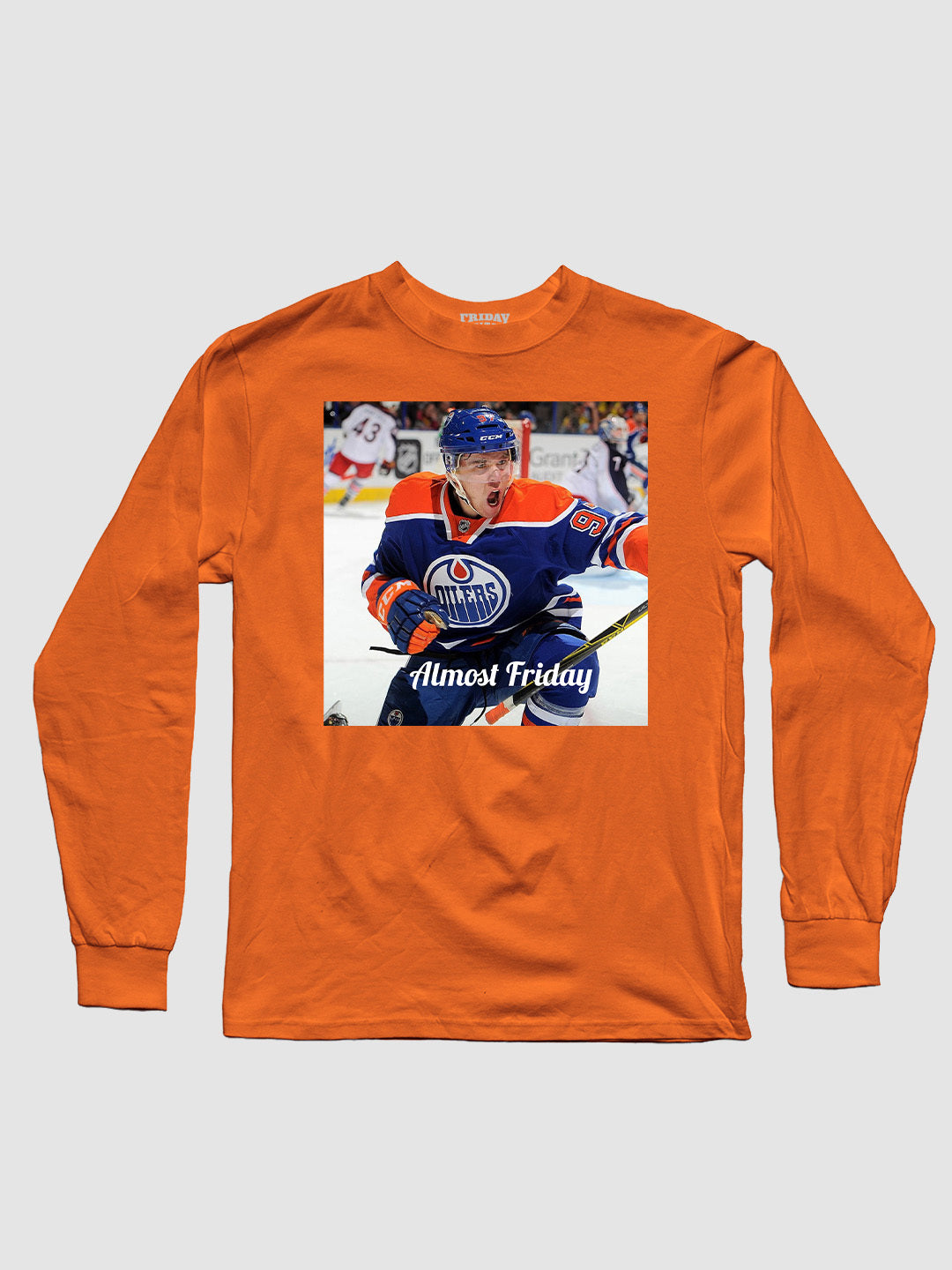 Almost Friday Celly Long Sleeve
