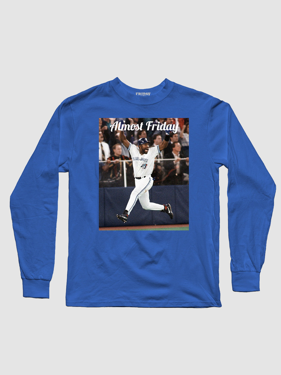 Almost Friday Dinger Long Sleeve