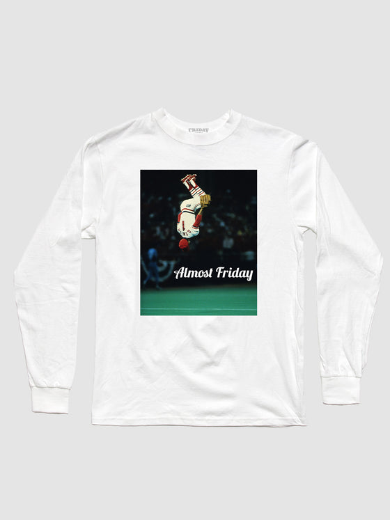 Almost Friday Flip Longsleeve Shirt