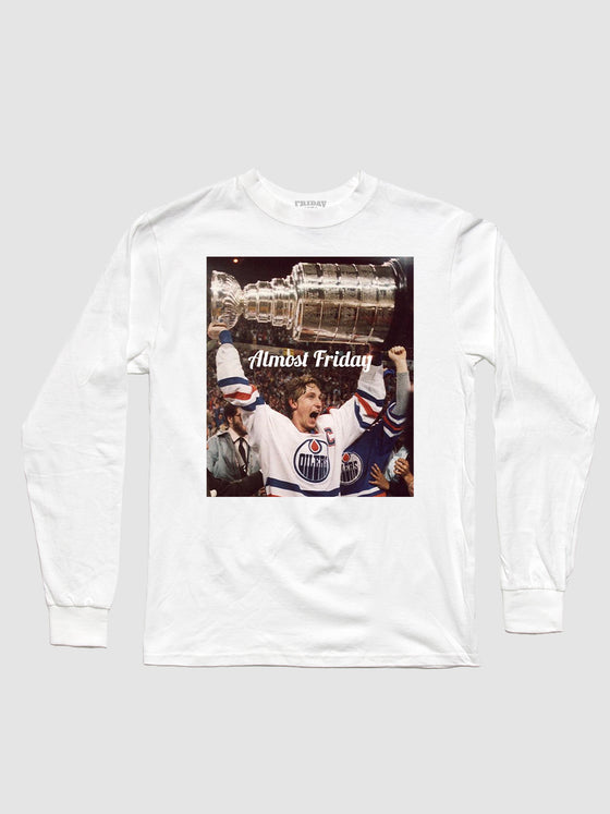 Almost Friday Cup Longsleeve Shirt