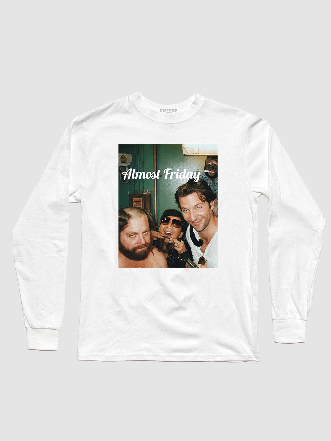 Almost Friday Fellas Long Sleeve