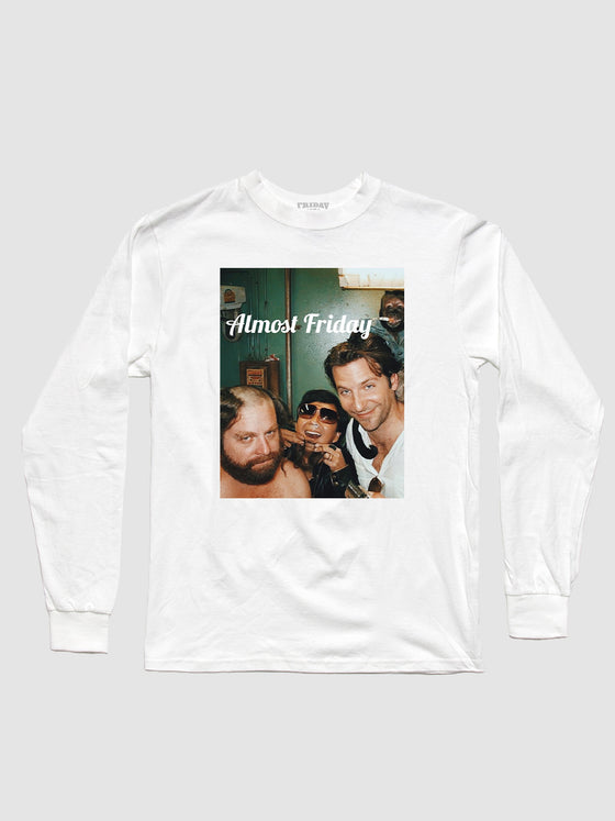 Almost Friday Fellas Longsleeve Shirt