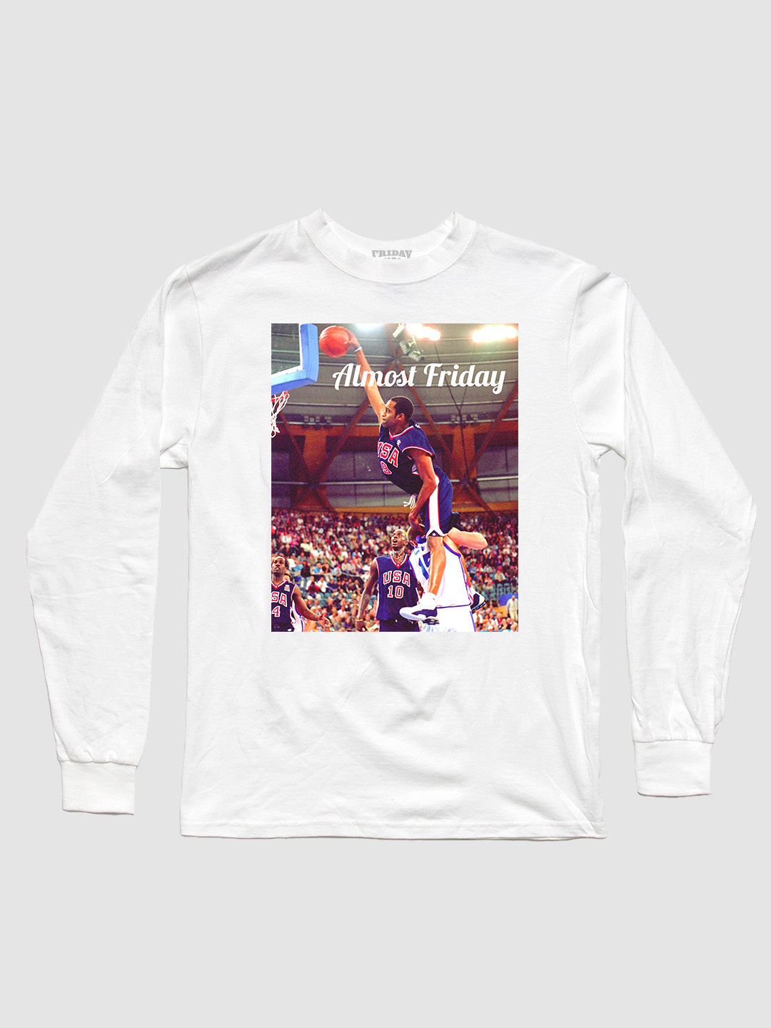 Almost Friday Poster Long Sleeve