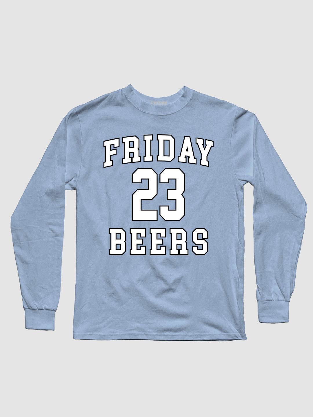 Friday Beers Jersey Long Sleeve