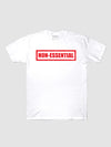Non- Essential Label T-Shirt