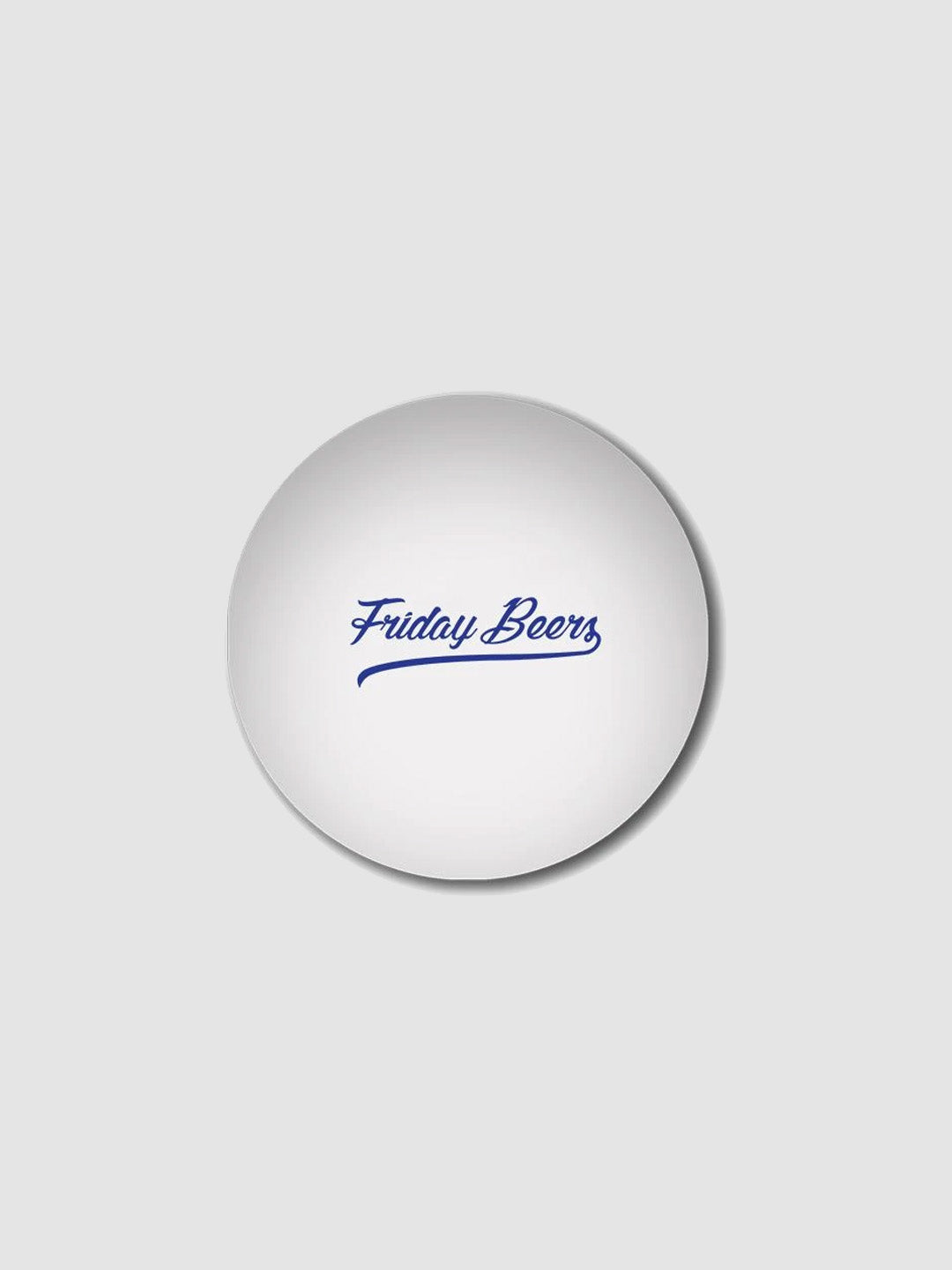 Friday Beers Ping Pong Ball Pack