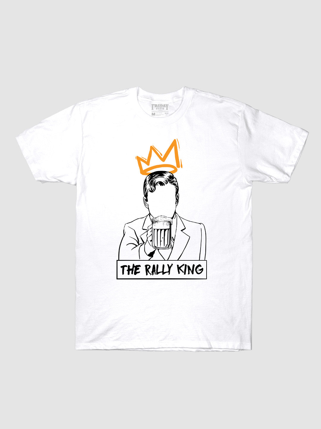 The Rally King Sketch T-Shirt