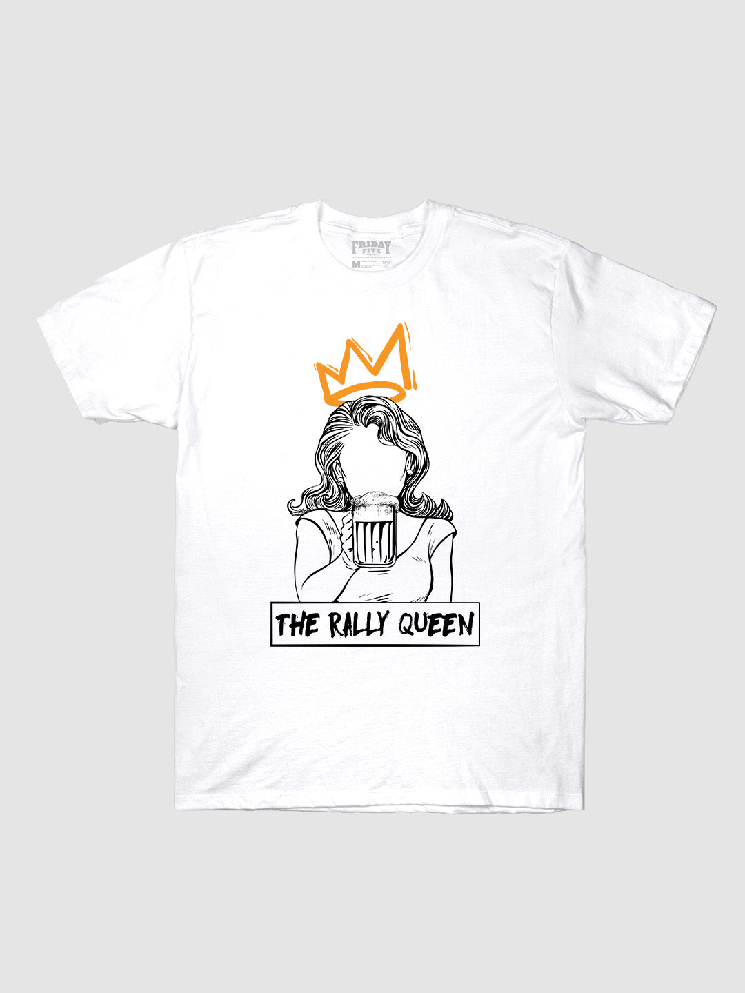 The Rally Queen Sketch T-Shirt