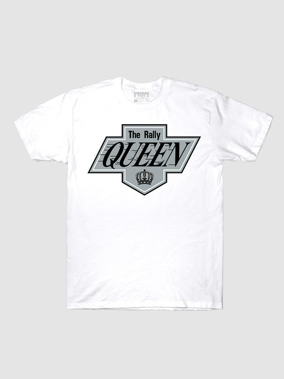 The Rally Queen - The Rally Queen Logo T-Shirt