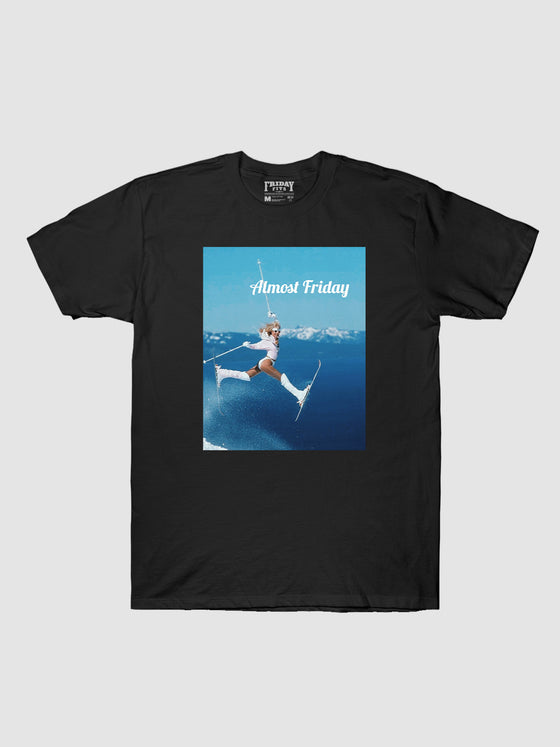 Almost Friday Ski T-Shirt
