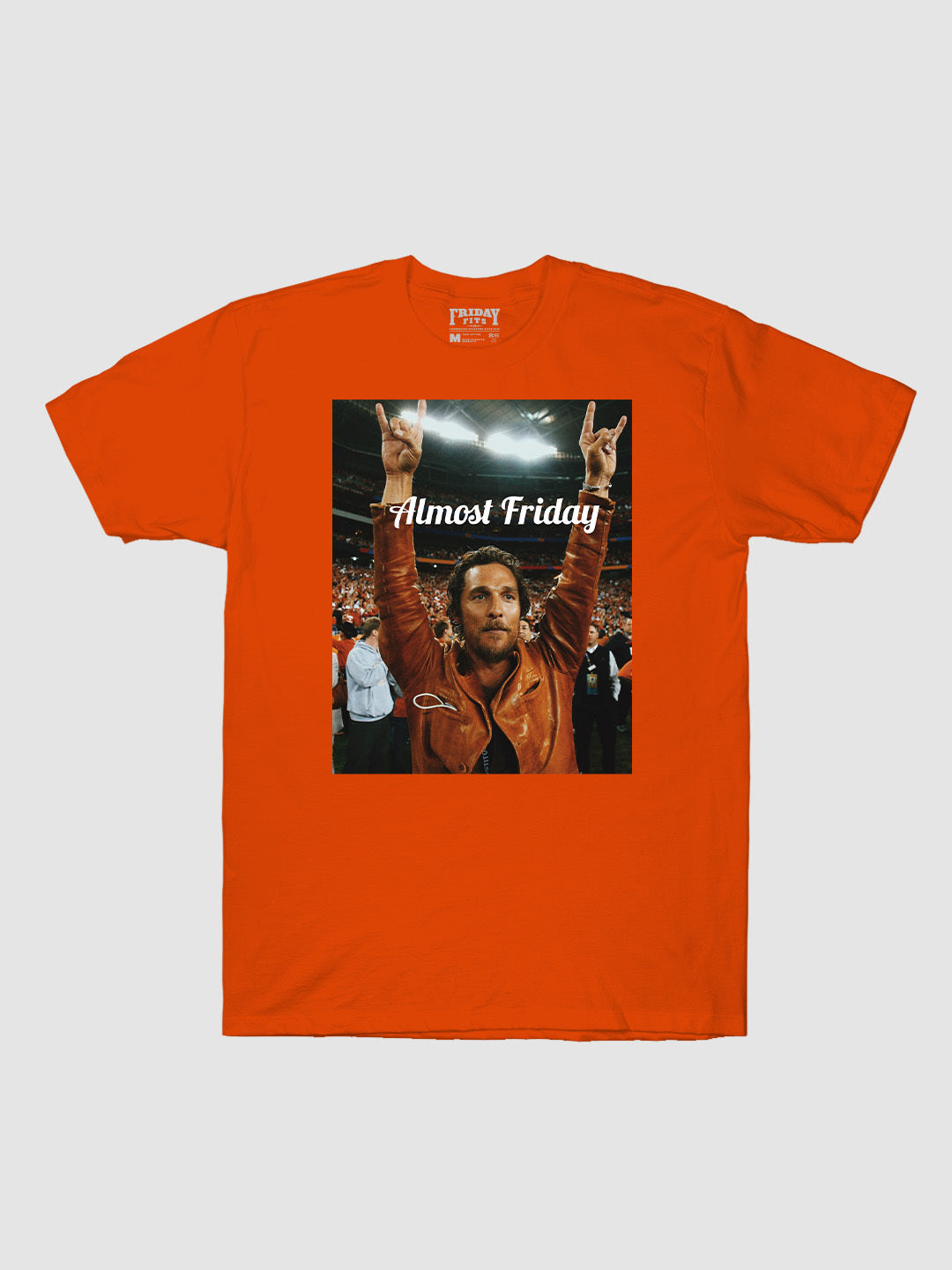 Almost Friday Horns T-Shirt
