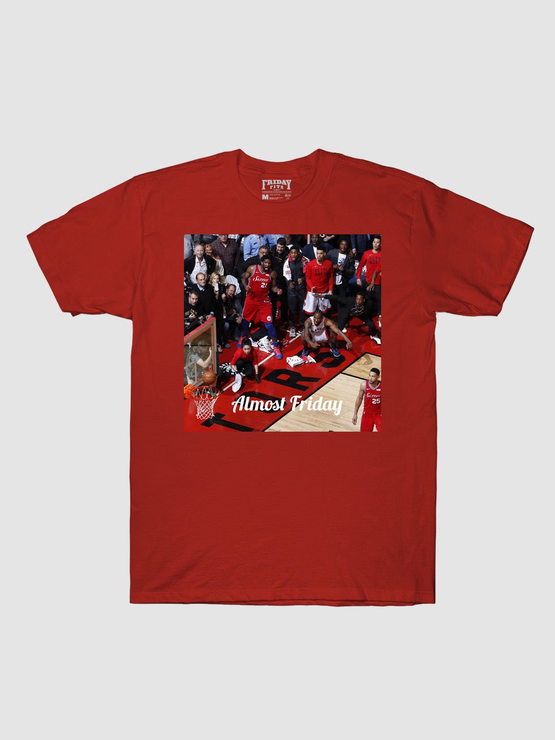 Almost Friday Buzzer Beater T-Shirt